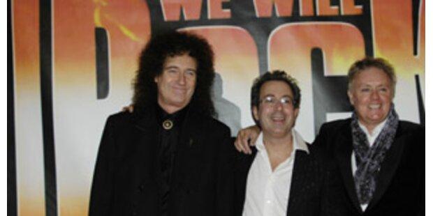 Queen rocken Wien im Raimundtheater