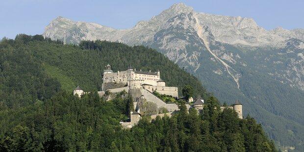 Neue Attraktionen auf der Burg