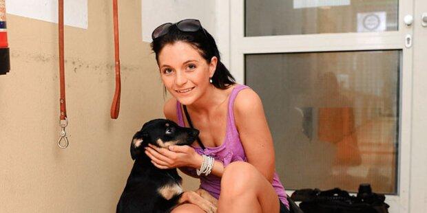 Diese Frau rettet Hunde- Baby