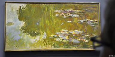 'Der Seerosenteich' von Claude Monet
