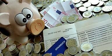 """""""Durchschnittsösterreicher"""" hat 52.300 Euro"""