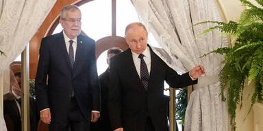 Putin VdB