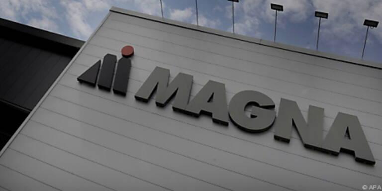 """""""FAZ"""" berichtete, Magna sei an Getrag interessiert"""