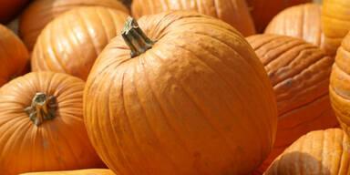 """Halloween""-Deko: Den Kürbis richtig löchern"