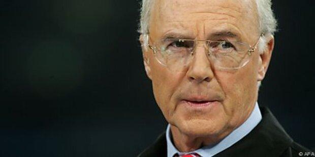 Beckenbauer: Lehmann ginge nur als Nummer 1