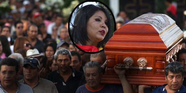 Bürgermeisterin brutal von Drogenkartell getötet