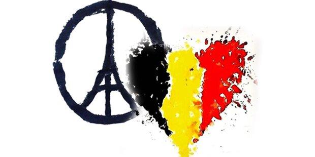 Das Terror-Puzzle von Brüssel und Paris