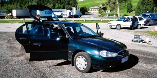 Moldawier-Bande ist verschwunden