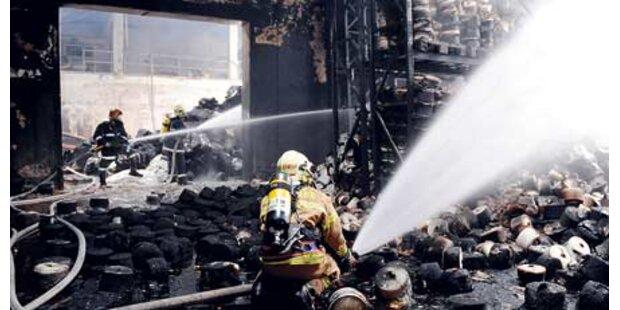 Linz Textil: Feuerteufel unter Druck