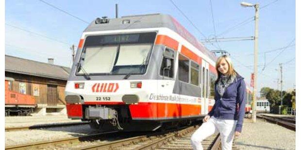 Zeugin im Zug rettet Unfallopfer