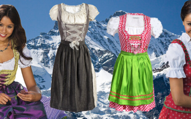 Aufruf: 'Miss Alpenwelt 2010' werden