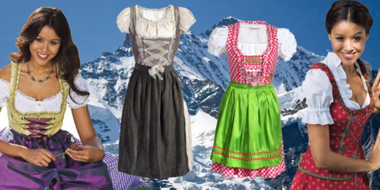 'Miss Alpenwelt 2010' werden