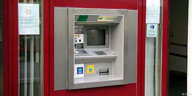 Bankomaten: Wirbel um Gebühren