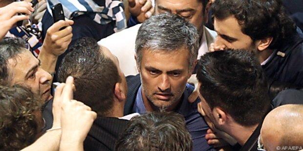 Barca zerschellte an Mourinhos Beton