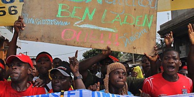 Großdemo in Togo gegen Afrika-Cup-Sperre