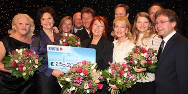 'Seitenblicke Nighttour' - Spenden-Gala mit vollem Einsatz