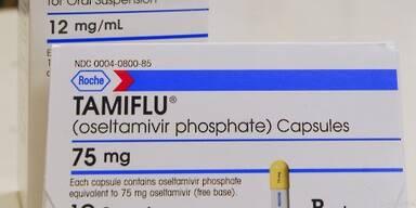 'Tamiflu' erhöht Überlebensraten