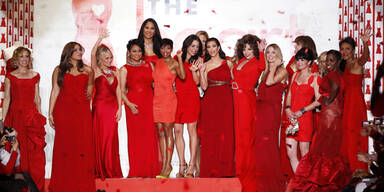 """""""The Heart Truth"""" Red Dress Collection 2010"""