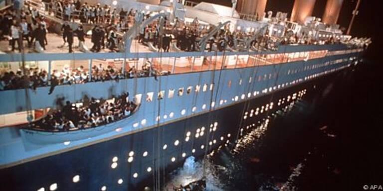 'Titanic' rangiert auf Platz 2