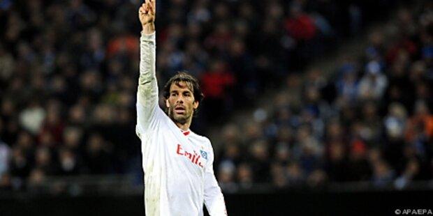 WM-Chancen für Ruud van Nistelrooy sinken
