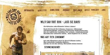 """""""Wild Sau Dirt Run"""" - nichts für Stubenhocker"""