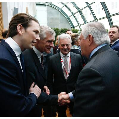Kurz lädt zum OSZE-Treffen in Wien