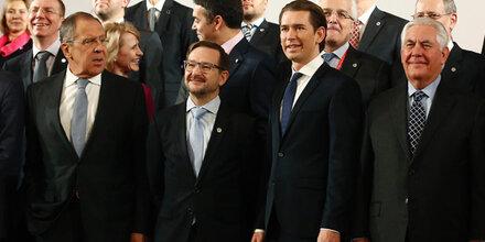 Lawrow attackiert Österreich