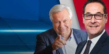 Vizekanzler Strache bei Fellner! LIVE