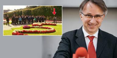 ORF-Satiriker wollte EU-Gipfel-Foto crashen
