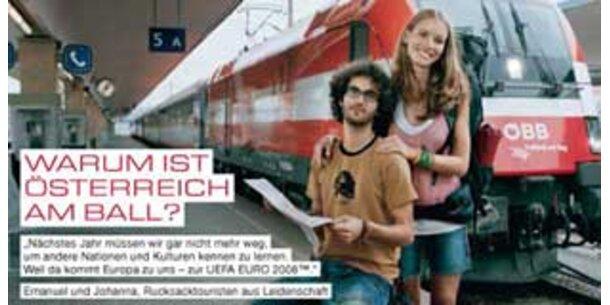 Werbekampagne soll Österreich auf EURO einstimmen