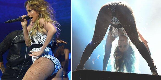 Jennifer Lopez wegen Po verklagt