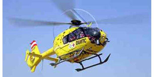 Zwei Deutsche bei Flugunfällen in Kärnten verletzt