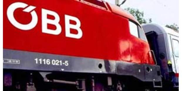 ÖBB-Züge sollen schneller und pünktlicher sein