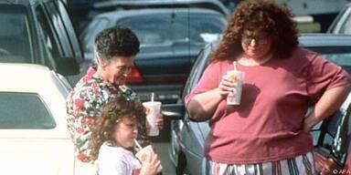Übergewicht aber bei Gesunden ein Risikofaktor
