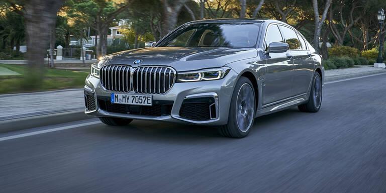 Nächster BMW 7er kommt auch rein elektrisch