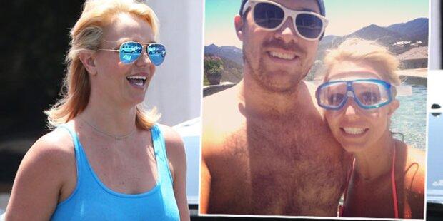 Britneys Antwort auf Trennungsgerüchte