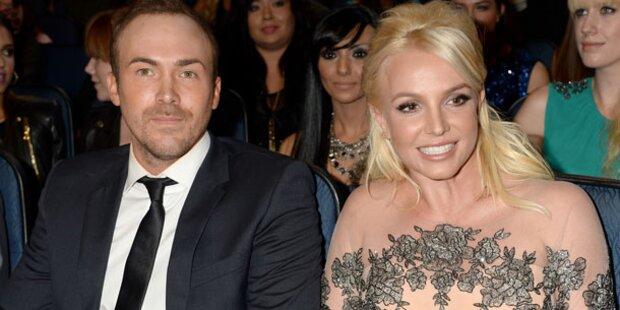 Britney Spears gibt Trennungsrätsel auf