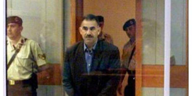 Einzelhaft von PKK-Chef Öcalan soll beendet werden