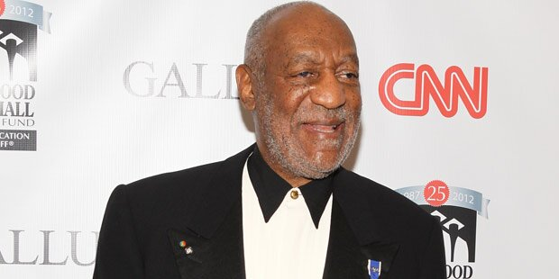 Hollywood-Stern von Bill Cosby beschmiert