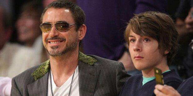 Robert Downey Jr.: Sohn festgenommen