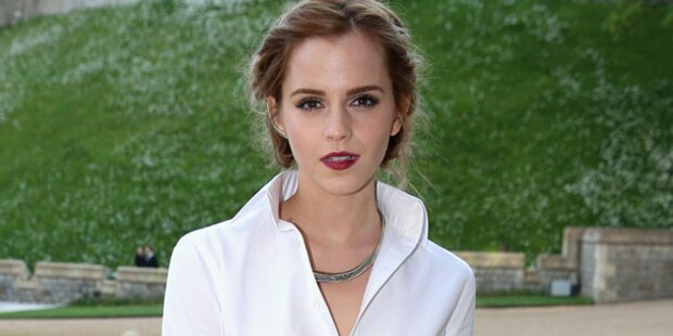 Emma Watson: Illegale Putzfrau!