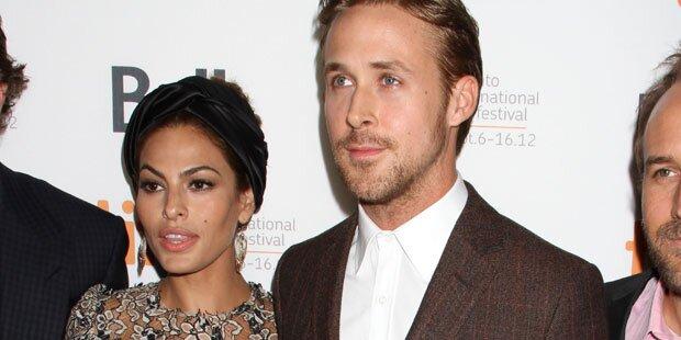 Gosling: Total verliebt in Babytochter