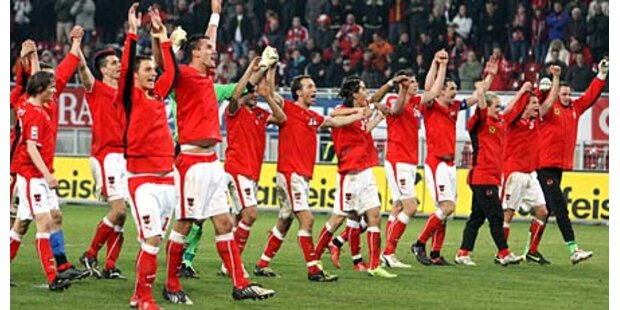 Österreich gegen Türkei