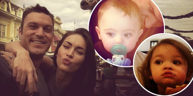 Megan Fox: So süß ist ihre Familie