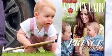 Herzogin Kate, Prinz George, Prinz William