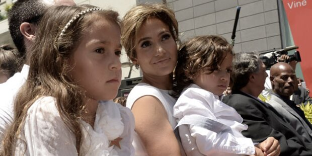 Jennifer Lopez zwingt Kinder zu veganer Kost