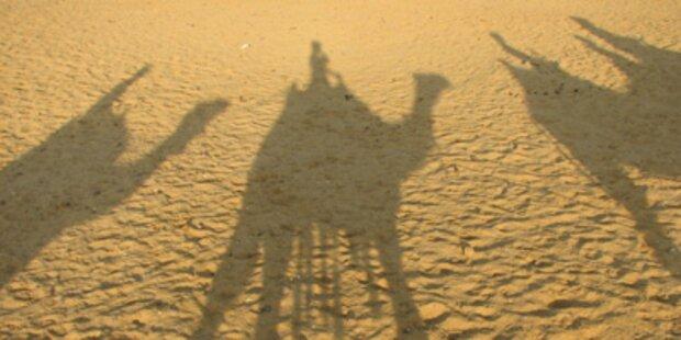 Jetzt schnell ägyptische Sonne tanken