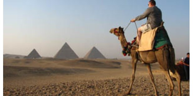 Ägypten ist Topziel der Österreicher
