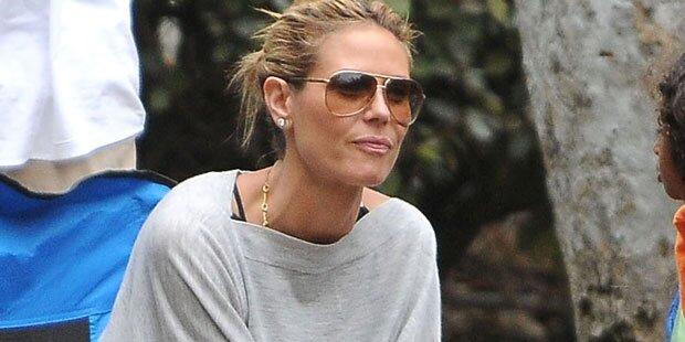 Heidi Klum: Vorwürfe wegen Knebelvertrag