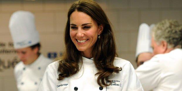 Kate: Kochkurs um 2.000 Euro